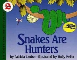 Snakes Are Hunters (Paperback)