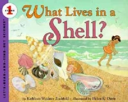 What Lives in a Shell? (Paperback)