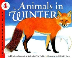 Animals in Winter (Paperback)