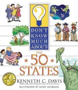 Don't Know Much About the 50 States (Paperback)