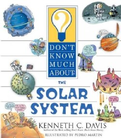 Don't Know Much About the Solar System (Paperback)