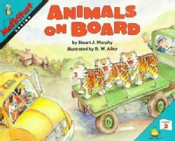 Animals on Board: Adding, Level 2 (Paperback)