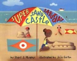 Super Sand Castle Saturday: Measuring (Paperback)