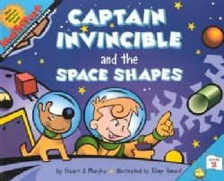 Captain Invincible and the Space Shapes: Three Dimensional Shapes (Paperback)