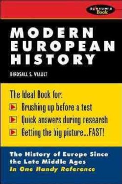 Modern European History (Paperback)