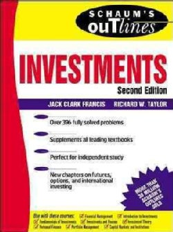 Schaum's Outline of Theory and Problems of Investments (Paperback)