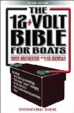 The 12-Volt Bible for Boats (Paperback)