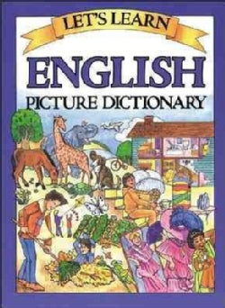 Let's Learn English Picture Dictionary (Hardcover)