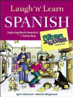 Laugh 'N' Learn Spanish: Featuring the Number One Comic Strip for Better or for Worse (Paperback)