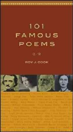 101 Famous Poems (Hardcover)