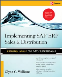 Implementing SAP ERP Sales & Distribution (Paperback)