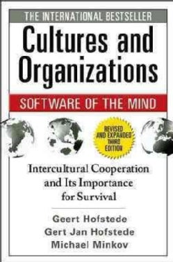 Cultures and Organizations: Software of the Mind: Intercultural Cooperation and Its Importance for Survival (Paperback)