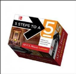 5 Steps to a 5 AP U.S. History (Cards)