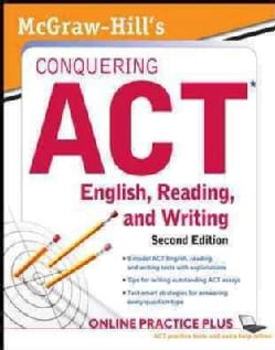 McGraw-Hill's Conquering ACT English, Reading, and Writing + Online Resources (Paperback)