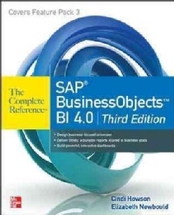 SAP BusinessObjects BI 4.0: The Complete Reference (Paperback)