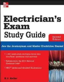 Electrician's Exam Study Guide (Paperback)