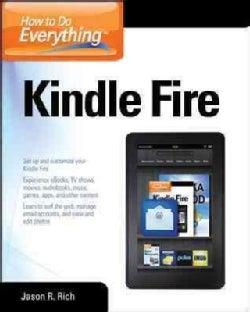 How to Do Everything Kindle Fire (Paperback)