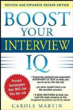Boost Your Interview IQ (Paperback)