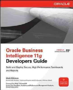 Oracle Business Intelligence 11g Developers Guide (Paperback)
