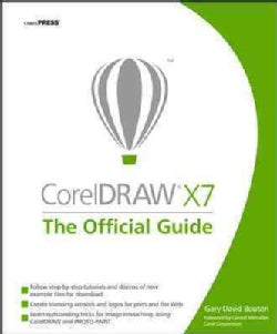 CoreIDRAW X7: The Official Guide (Paperback)