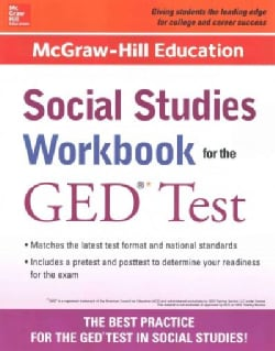 Mcgraw-Hill Education Social Studies Workbook for the GED Test (Paperback)