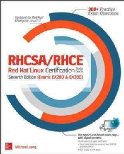 Rhcsa/Rhce Red Hat Linux Certification: Exams Ex200 & Ex300