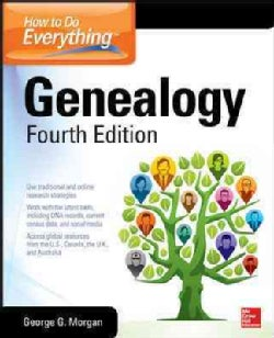How to Do Everything Genealogy (Paperback)