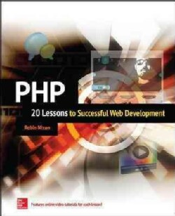 PHP: 20 Lessons to Successful Web Development (Paperback)