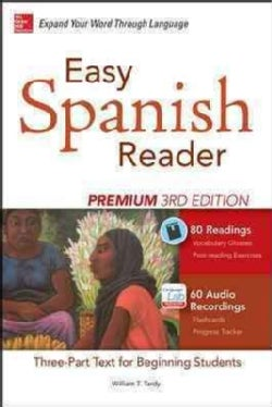 Easy Spanish Reader: A Three-Part Text for Beginning Students (Paperback)
