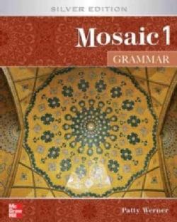 Mosaic 1 Grammar: Silver Edition (Paperback)
