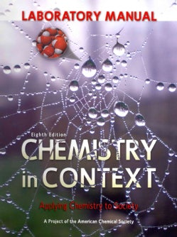 Chemistry in Context: Applying Chemistry to Society (Paperback)