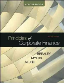Principles of Corporate Finance (Hardcover)