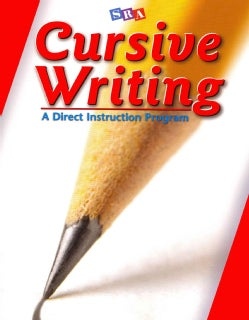 Cursive Writing: A Direct Instruction Program (Paperback)
