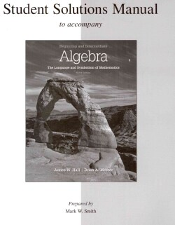 Beginning and Intermediate Algebra:: The Language and Symbolism of Mathematics (Paperback)