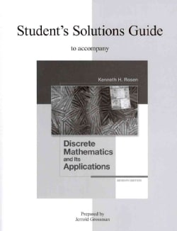 Discrete Mathematics and Its Applications (Paperback)