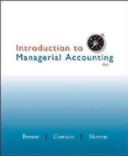 Introduction to Managerial Accounting (Other book format)