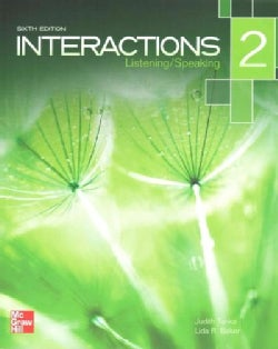 Interactions 2 Listening/Speaking