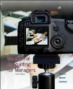 Managerial Accounting for Managers (Hardcover)