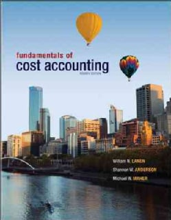 Fundamentals of Cost Accounting (Hardcover)