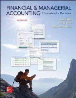 Financial and Managerial Accounting: Information and Decisions (Hardcover)