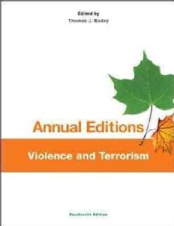 Violence and Terrorism (Paperback)