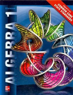 Glencoe Algebra 1 (Hardcover)