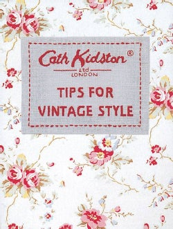 Tips For Vintage Style (Paperback)