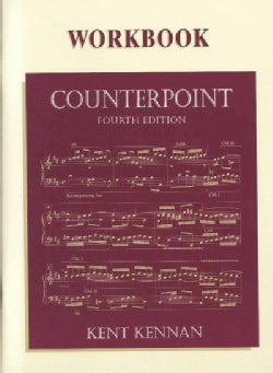 Counterpoint Workbook (Paperback)