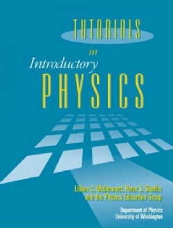Tutorials in Introductory Physics (Paperback)
