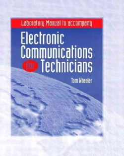 Electronic Communications for Technicians (Paperback)