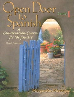 Open Door to Spanish: A Conversation Course for Beginners : Level 1