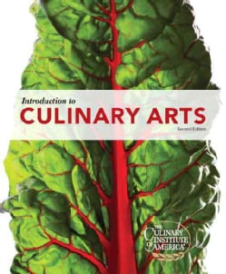 Introduction to Culinary Arts (Hardcover)