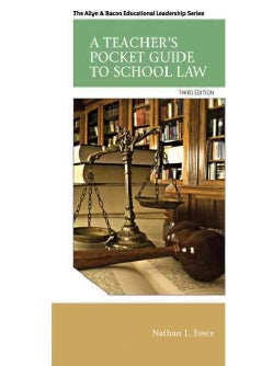 A Teacher's Pocket Guide to School Law (Paperback)