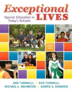 Exceptional Lives Enhanced + Pearson Etext Access Card: Special Education in Today's Schools